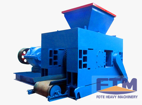Hydrostatic Pressure Briquetting Machine