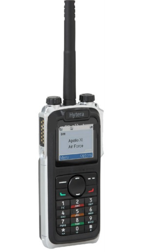 Hytera X1p Display Walkie Talkie