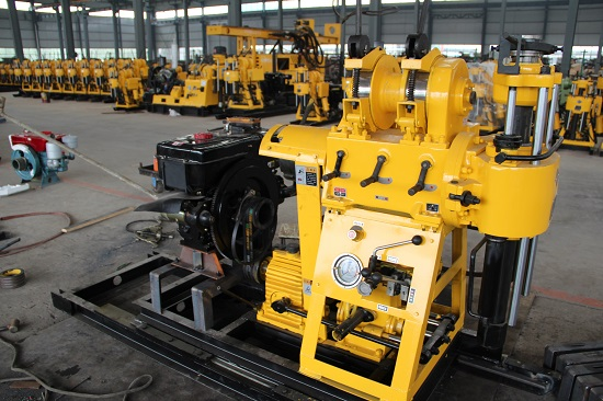 Hz 200gt Vertical Spindle Water Well Drilling Rig Price