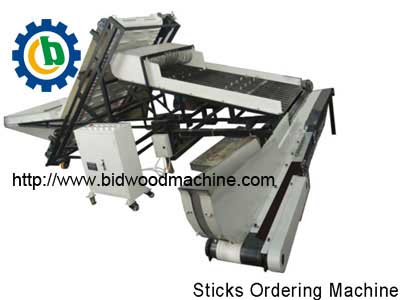 Ice Cream Sticks Ordering Machine