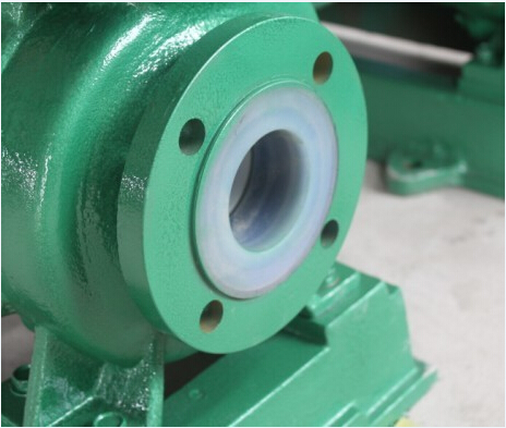 Ihf Fluoroplastic Chemical Industrial Pump