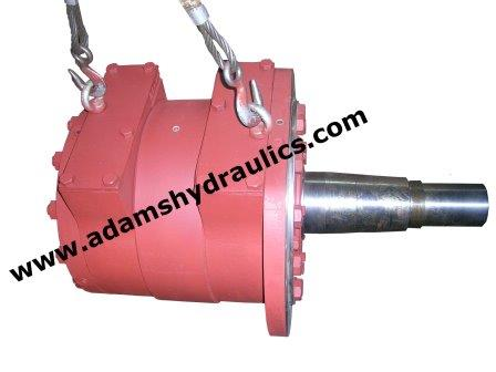 Ihi Hvk Sts Motor Crane Parts