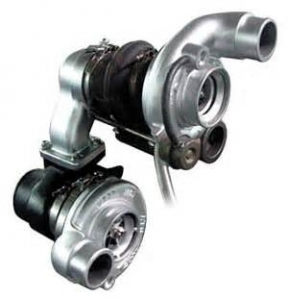 Ihi Vf Series Turbocharger