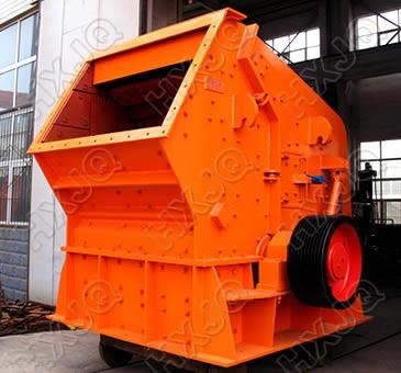 Impact Breaker Crushing Machine