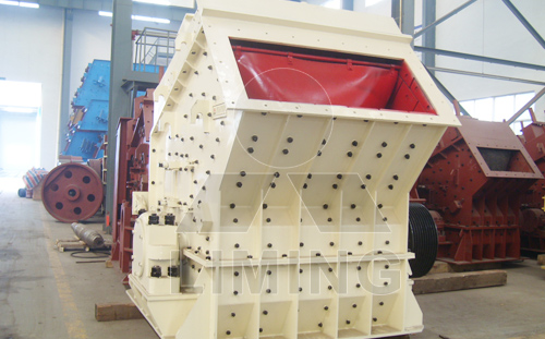 Impact Crusher Made By Liming Hot Sale