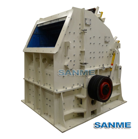 Impact Crusher Mobile And Portable Small