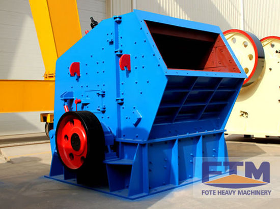 Impact Crusher Supplier Fote From China