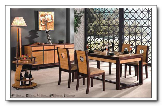 Impressive Hotel Furniture Dining Room Set