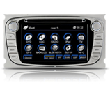 In Dash Car Audio Gps Navigation System For Ford Focus Mondeo
