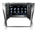 In Dash Car Audio Gps Navigation System For Toyota Camry 2012