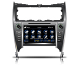 In Dash Car Audio Gps Navigation System For Toyota Camry 2012 Us