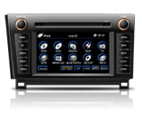 In Dash Car Audio Gps Navigation System For Toyota Tundra
