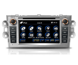 In Dash Car Audio Gps Navigation System For Toyota Verso