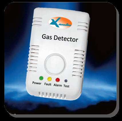 Independent Gas Alarm Detector China Supplier