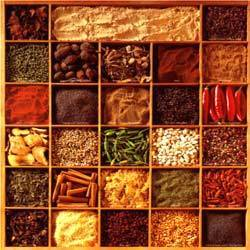 Indian Spices For Export