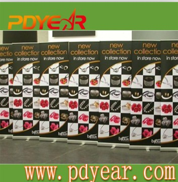 Indoor Advertising Roll Up Banner