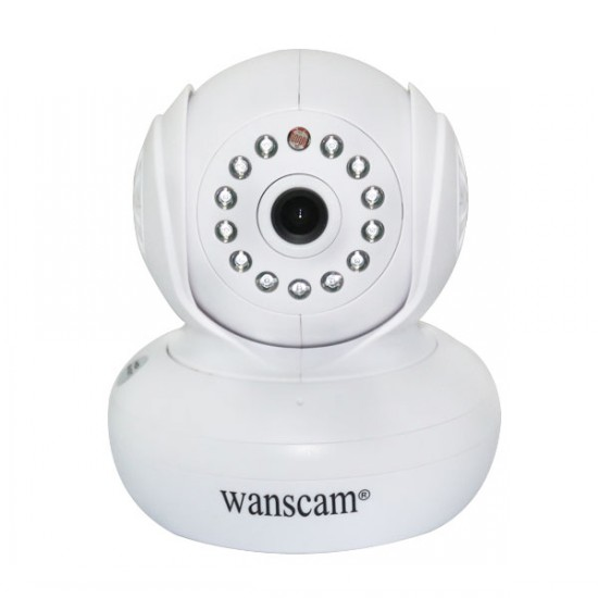 Indoor Cmos Security Wireless Infrared Wifi Ip Camera