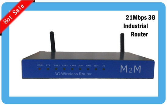 Industrial 3g Wifi Router With Sim Slot Openwrt