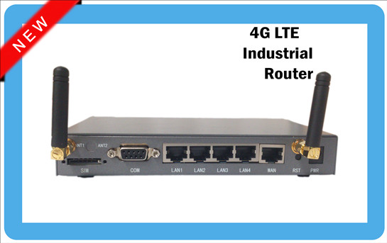 Industrial 4g Lte Wifi Router Sim Slot Openwrt