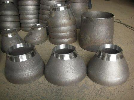 Industrial Carbon Steel Pipe Fittings Reducer Supplier Manufacture In China