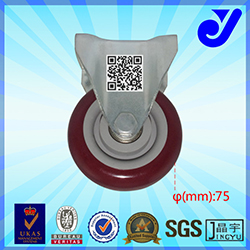 Industrial Equipment Caster Wheel Ball Bearing Castor With Best Price