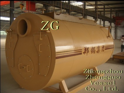 Industrial Gas Oil Fired Steam Boiler