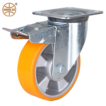 Industrial Pu Wheel Caster