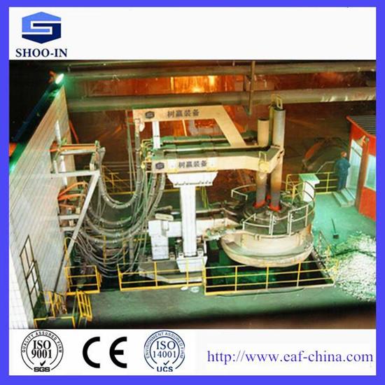 Industrial Steel Ladle Refining Furnace