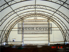 Industrial Storage Commercial Tents Portable Shelters 304015t 306515t 308515t
