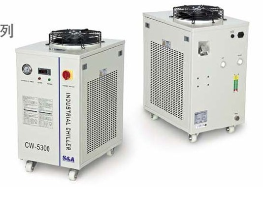 Industrial Water Chillers For Diode Pumped Laser System
