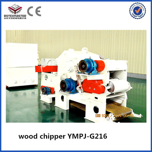 Industrial Wood Chipper For Forestry Machine