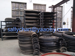 Industry Centrifugal Slurry Pump Rubber Parts Manufacurer
