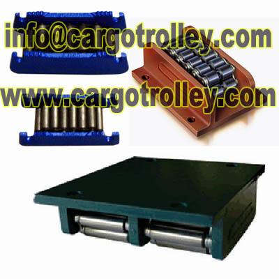 Industry Transport Trolley For Heavy Duty Loads
