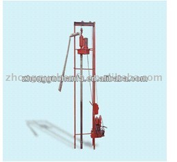 Inexpensive Practical Hf150e Portable Water Well Drilling Machine