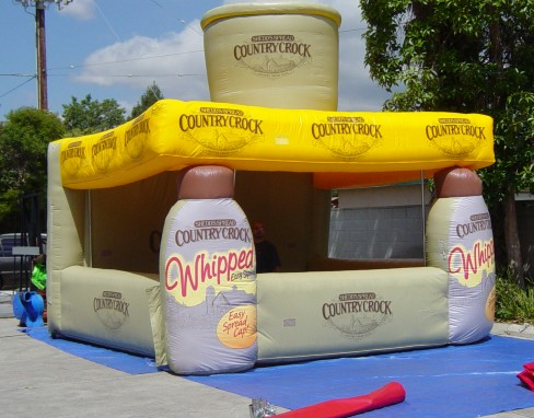 Inflatable Advertising Booth