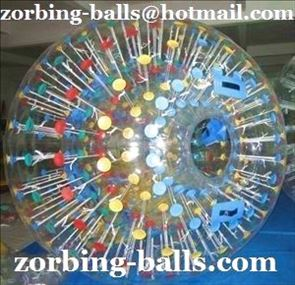 Inflatable Human Hamster Ball For Sale Nice Quality Free Shipping From Zorbing Balls China