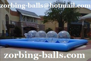 Inflatable Water Walking Ball Swimming Pool From Zorbramp Com China