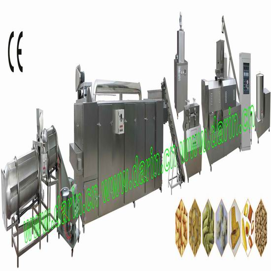Inflated Snacks Processing Line