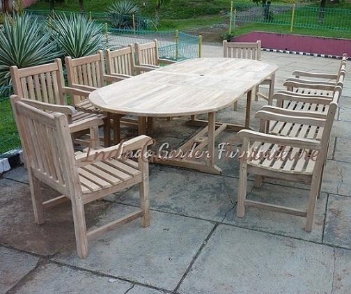 Information Set Garden Furniture
