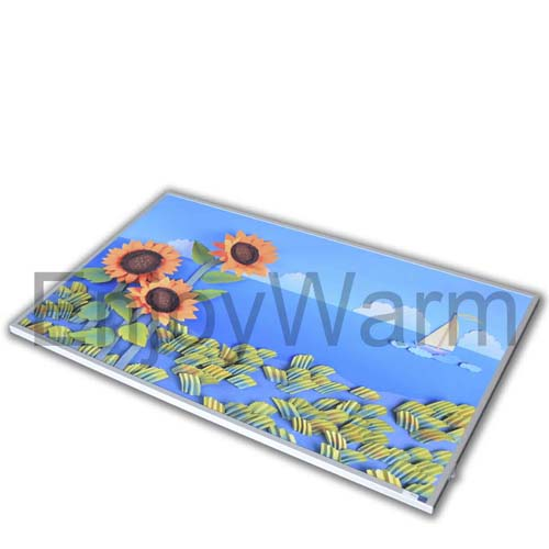 Infrared Heating Panel Uv Print On Pet Surface Sf L60100