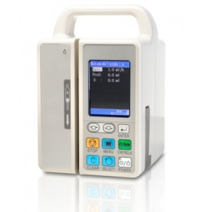 Infusion Pump, Infusion Syringe Pump
