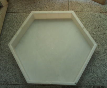 Injection Plastic Cement Slope Protection Mould