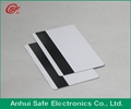 Inkjet Magnetic Stripe Pvc Card With Chip