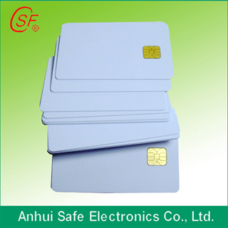 Inkjet Pvc Card With 5528 Chip
