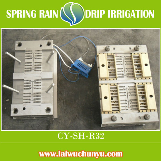 Inline Round Dripper Mould Manufacturer