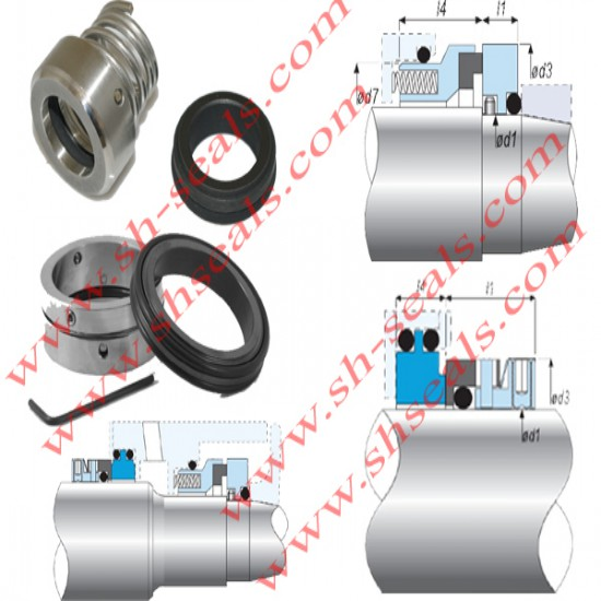 Inoxpa Pump Mechanical Seals