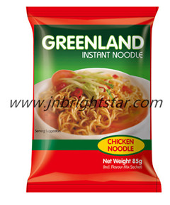 Instant Noodle In Bag Cup