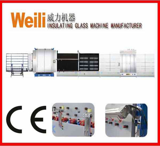 Insulating Glass Machine From Jinan Weili Company