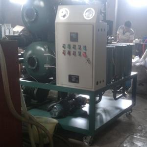 Insulating Oil Purification Machine Vacuum Purifier