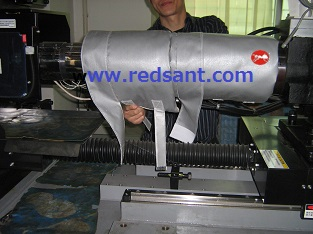 Insulation For Injection Machine